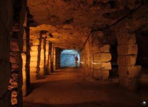 Galerie de piliers