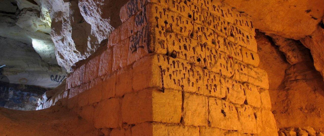 Mur aux clefs