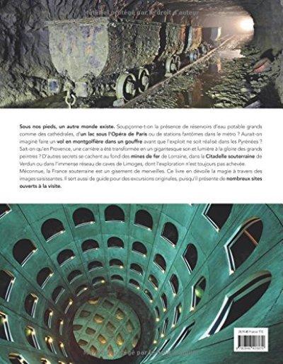 France souterraine - Dos
